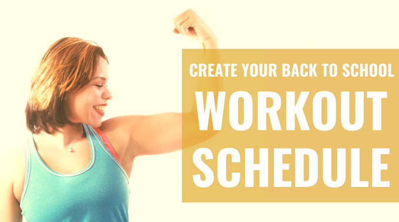 Which Back to School Workout Routine is Best for You?