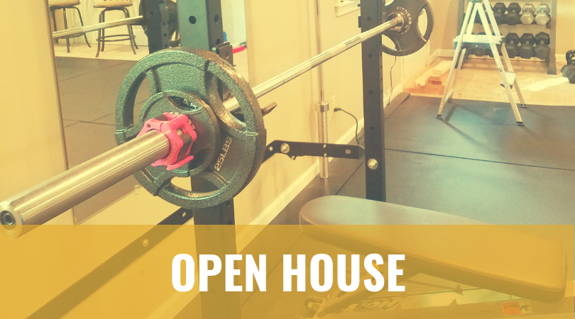Legacy Life Fitness Open House