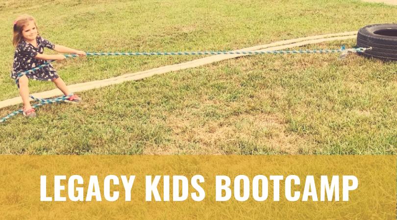Legacy Kids Bootcamp