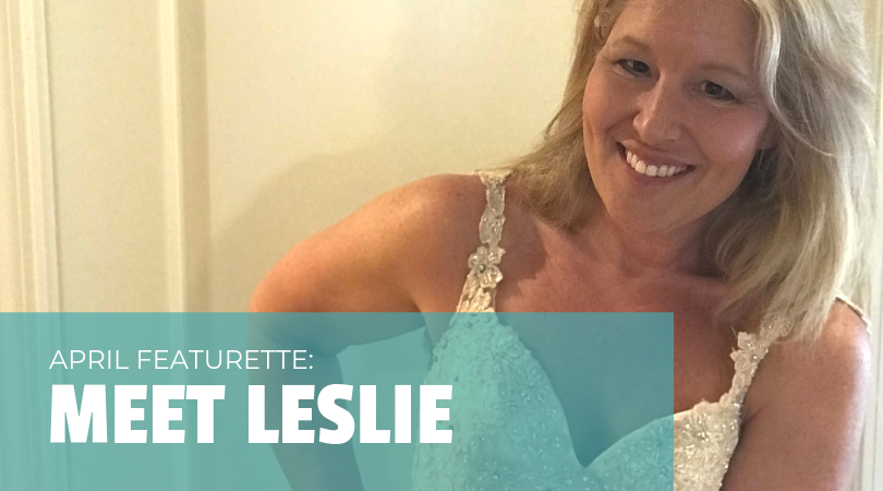 May Featurette: Meet Leslie